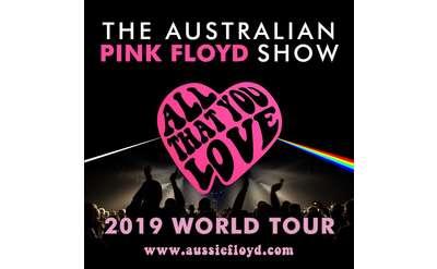 Australian Pink Floyd Show Banner