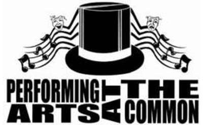performing arts at the common logo