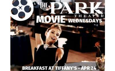 Banner for Breakfast at Tiffany's