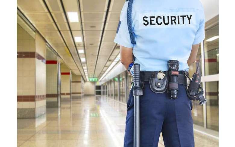 Security Guard Training at Saratoga Hospital