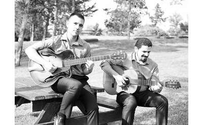 Photo of Zach Ferrara & Romario Ferreira Duo