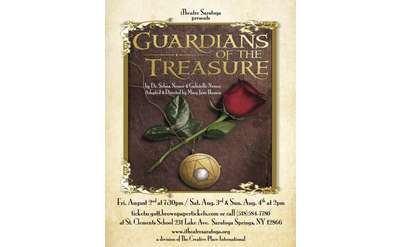 Poster for Guardians of the Treasure
