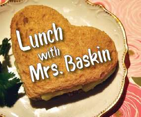 Lunch With Mrs. Baskin poster