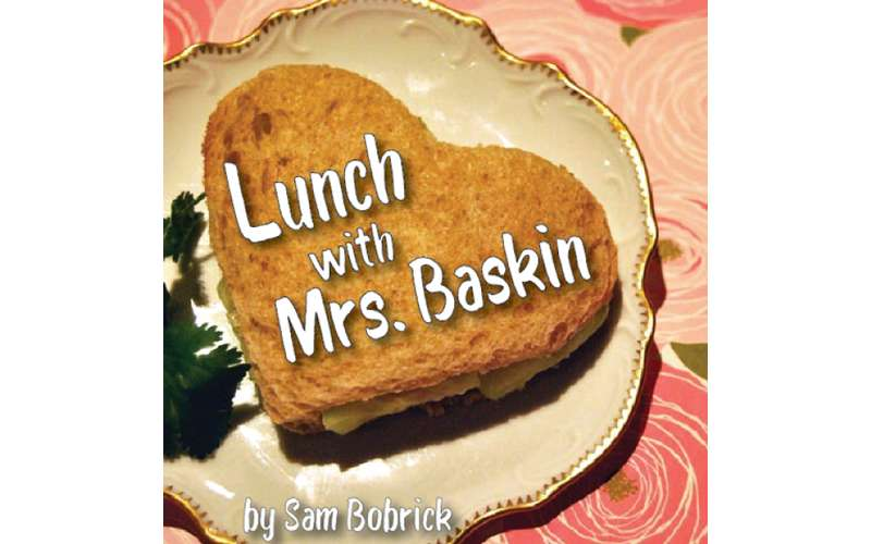 Lake George Dinner Theatre: Lunch With Mrs. Baskin (1)