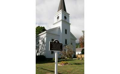 Caldwell Presbyterian Church Building Photo