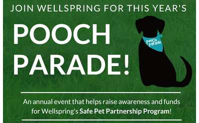 Pooch Parade Banner