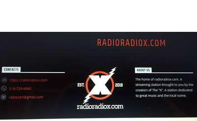 RadioRadioX - Free Outdoor Concert