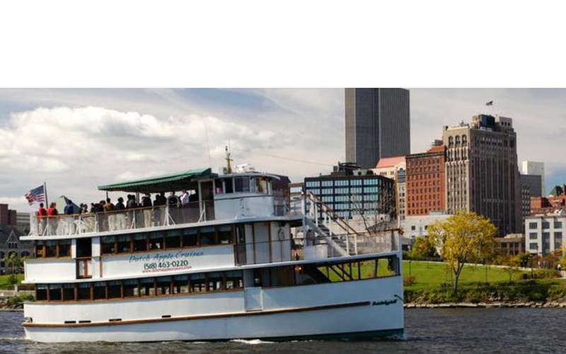 Hudson River Sightseeing Cruise of Albany (1)