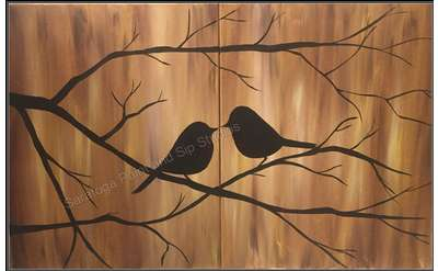 Date Night Painting Example