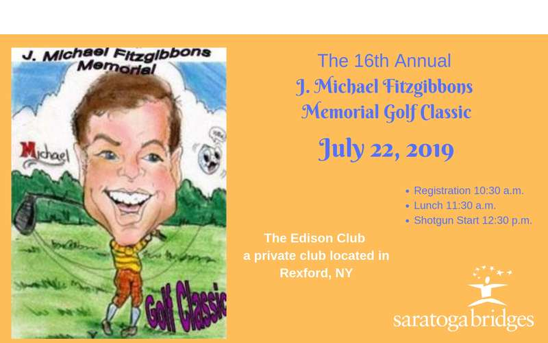 J. Michael Fitzgibbons Memorial Golf Classic Banner