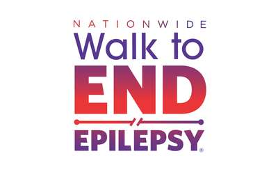 walk to end epilepsy logo