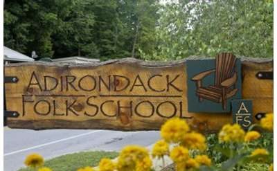 Adirondack Folk School Logo