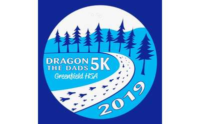 Dragon the Dads Family 5K Banner