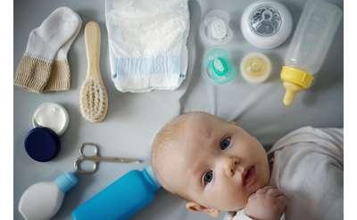 Infant Care Banner