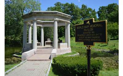 congress park memorial