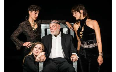 Saratoga Shakespeare 'King Lear' Photo