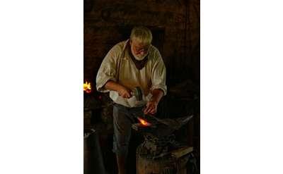 Blacksmith Photo