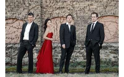 Euclid String Quartet Photo