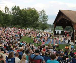 Freedom Park Summer Concert Series: City Beat & Fireworks Night