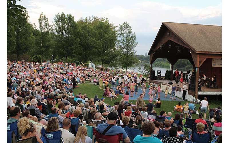 Freedom Park Summer Concert Series: Praise in the Park (1)