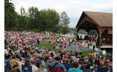 Freedom Park Summer Concert Series: The Route Fifty 5
