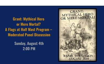 Grant: Mythical Hero or Mere Mortal? Banner