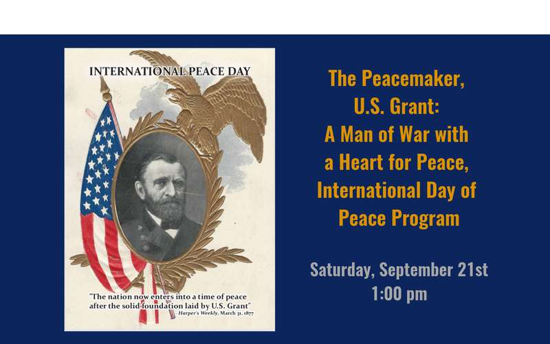 The Peacemaker, U.S. Grant Banner