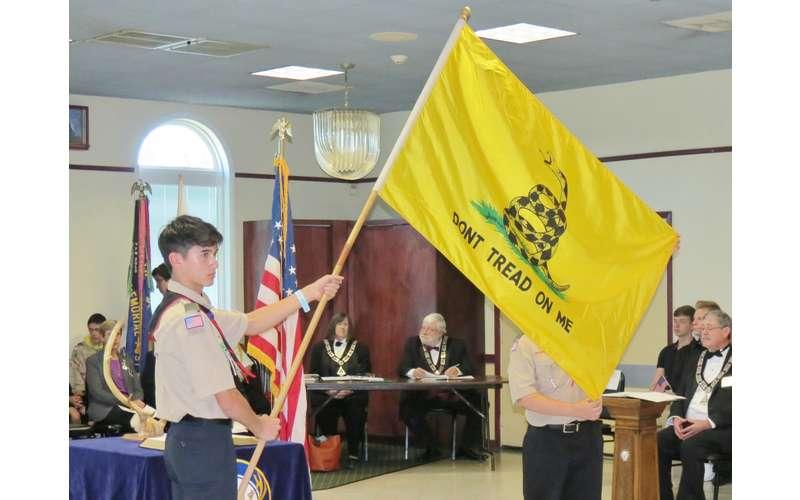Dont Tread On Me Flag Photo