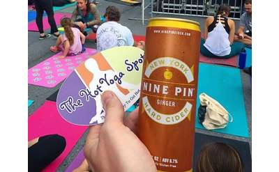 Summer Yoga Series at Nine Pin