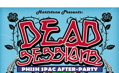 Dead Sessions Banner