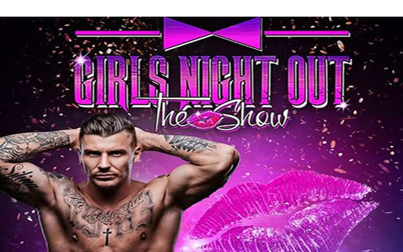 Girls Night Out The Show Banner