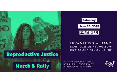 Capital District Reproductive Justice March