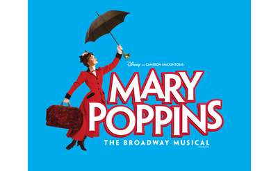 Marry Poppins Banner