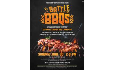 Battle of the BBQs Poster