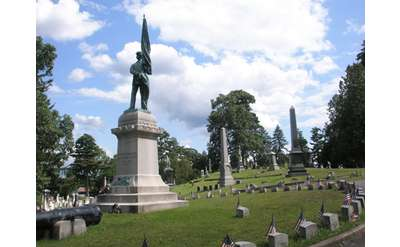 Greenridge Cemetery Photo
