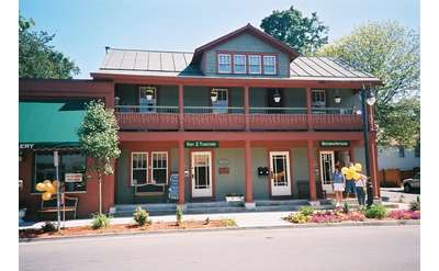 Saratoga's Historic West Side Photo