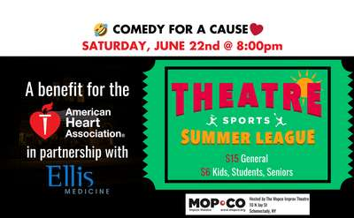 Comedy for a Cause Banner