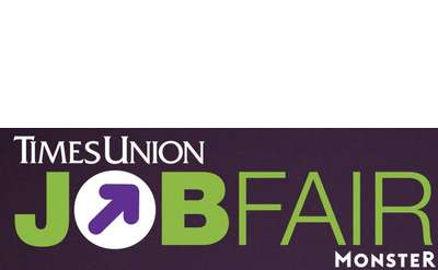 Times Union Job Fair Banner
