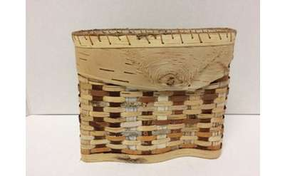 Bark Basket Photo
