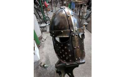 Viking Helmet Photo