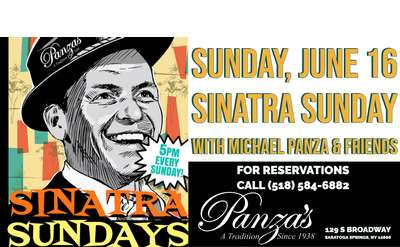 Sinatra Sundays Banner