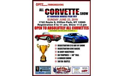 All Corvette Show