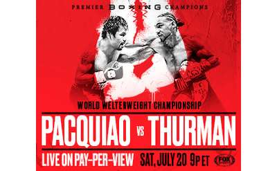 Pacquaio vs. Thurman