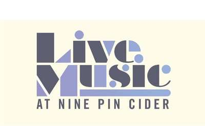 Live Music at Nine Pin Cider