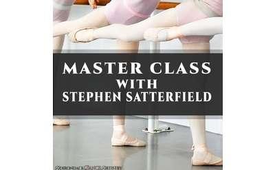 Master Class Banner