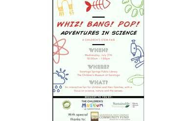 Whiz, Bang, Pop Poster