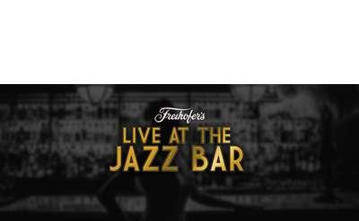 live at the jazz bar logo