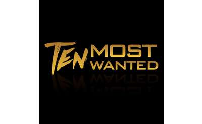 Ten Most Wanted Band Logo