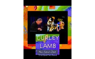 Curley Lamb Poster