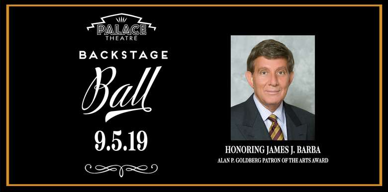 Palace Backstage Ball Banner